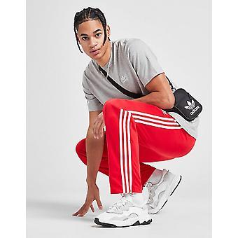 New adidas Originals Men's Firebird Track Pants Scarlet