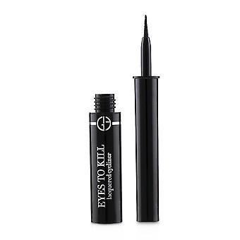 Eyes To Kill Lacquered Eyeliner   # 1 Onyx 1.4ml/0.04oz