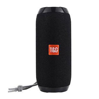 T & G TG-117 Wireless Soundbar Speaker Wireless Bluetooth 4.2 Speaker Box Black