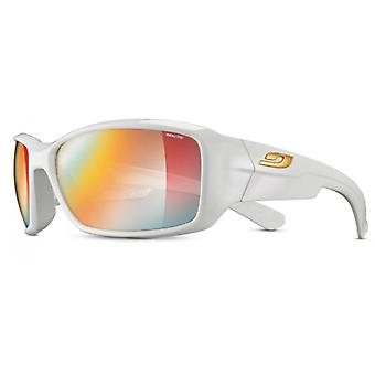 Julbo Whoops White Reactiv Performance 1-3 Light Amplifier Fire