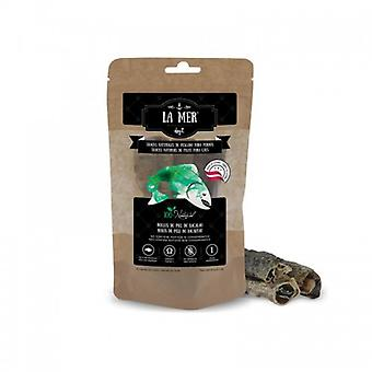 Dogit La Mer Rollo de Piel de Bacalao para Perros (Dogs , Treats , Natural Treats)