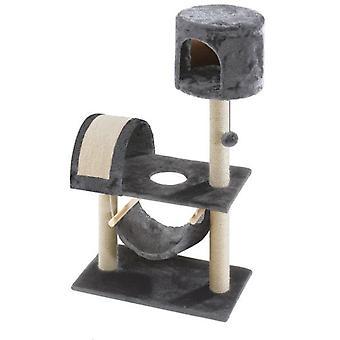 Ferplast 6710 Pa Cord mit Holzknochen (Katzen , Spielzeug , Kratzbäume)