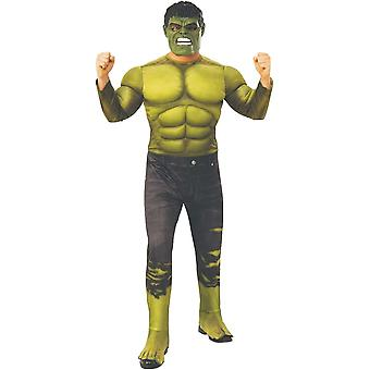 Hulk Deluxe Adult Costume