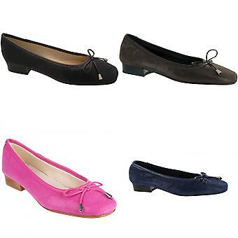Riva Womens/Ladies Provence Fish Slip On Ballerina Shoes