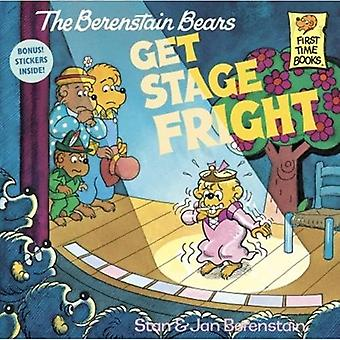 Berenstain Bears Get Stage Fright (Berenstain Bears First Time Chapter Books)