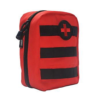 First Aid Bag-red