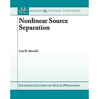 Nonlinear Source Separation by Almeida