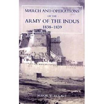 Narrative of the March and Operations of the Army of the Indus by W. Hough & Hough