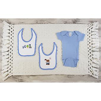 Bambini 3 Pc Layette Baby Clothes Set