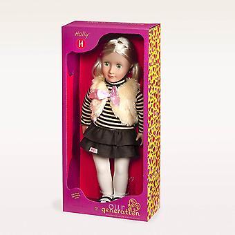 Notre génération poupée Holly