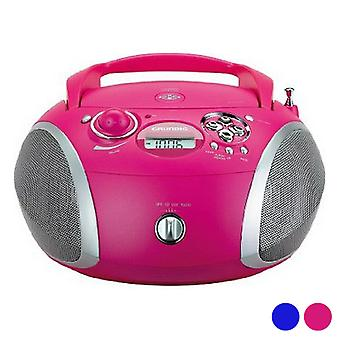 Radio CD MP3 Grundig GDP6310 CD-R/CD-RW FM USB 3W/Blue