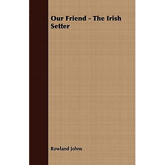 Our Friend  The Irish Setter by Johns & Rowland