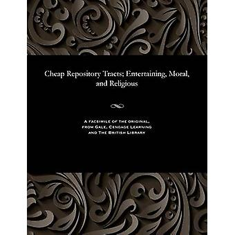 Cheap Repository Tracts Entertaining Moral and Religious by Various
