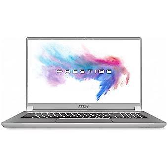 Notebook MSI P75 Creator 9SD-1212ES 17,3&ampquot; i7-9750H 16 GB RAM 1 TB SSD Silver