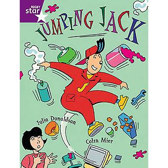 Rigby Star Guided Purple Level Jumping Jack Pupil Book single by Julia Donaldson