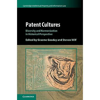 Patent Culturen door Graeme Gooday