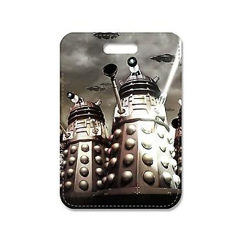 Doctor Care Dalek Big Bag pandantiv