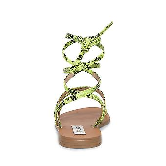 Steve Madden Women's Carmen Flat Sandal