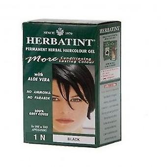 Herbatint - Black Hair Colour 1N 150ml
