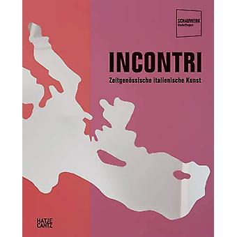 Incontri (German Edition) - Zeitgenoessische italienische Kunst by The