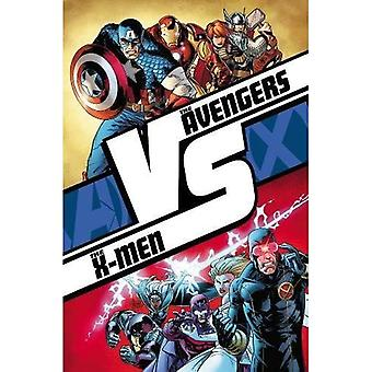 The Avengers Vs. The X-Men
