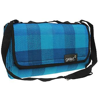Gelert Unisex Picnic Rug Blanket Thermal con Carry Handle Outdoor Travel Rug