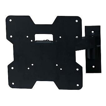 EZ Series Full Motion TV Wall Mount Bracket - For TVs 24in to 37in  Max Weight 80lbs  Extension Range of 3.2in to 9.7in  VESA Patterns Up to 200x200 by Monoprice