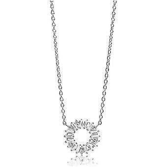 Sif Jakobs Necklace Antella Circolo SJ-C0162-CZ