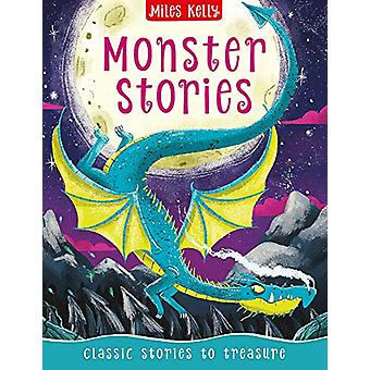 Monster Stories by Belinda Gallagher - 9781786178787 Book