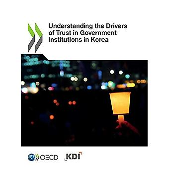Understanding the drivers of trust in government institutions in Kore