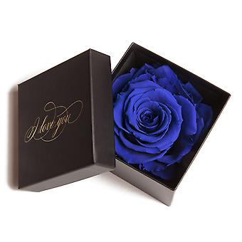 I Love You Gift 1 Eternal Rose Blue