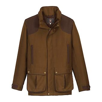 Aigle Huntino hunting jacket - waterproof silent and flexible shooting coat