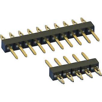 TRU مكونات دبوس الشريط (قياسي) لا. من الصفوف: 1 دبابيس في الصف الواحد: 2 TC-1886S-12-002-00 1 pc(s)
