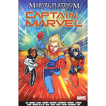 Marvel Platinum - The Definitive Captain Marvel by Stan Lee - 97818465