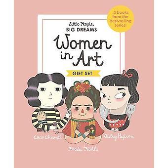 Little People - Big Dreams - Women in Art - 3 Books from the Best-Selli