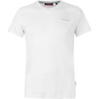 Pierre Cardin camiseta lisa hombres