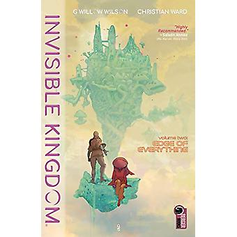 Invisible Kingdom Volume 2 by G. Willow Wilson - 9781506714943 Book