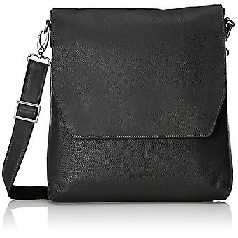 Royal RepubliQ Omega Satchel Unisex - Adult Black Shoulder Bags (Black) 8x30x28.5 cm (B x H x T)
