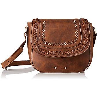 MTNG Woman PLUM Baguette Brown Size: 10x20x24cm (W x H x L)