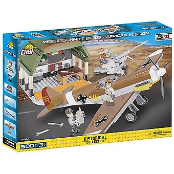 World War II 500 piece Messerschmitt BF 109 African Mission