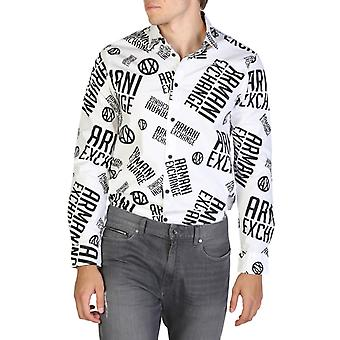 Man cotton long shirt t-shirt top ae34743