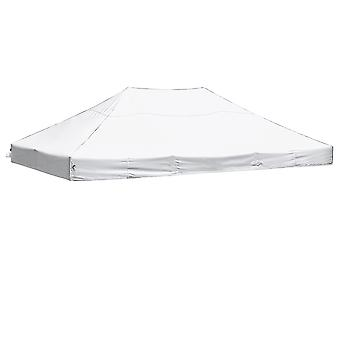 Yescom 10x15 ft EZ Pop Up Canopy Top Replacement Instant Patio Pavilion Gazebo Sun Shade Tent 550D Oxford Cover