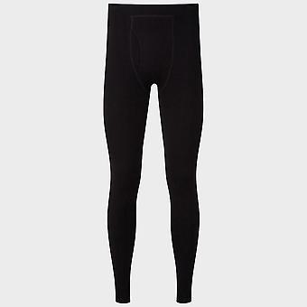 New OEX Men's Barneo Base Leggings Dark Green