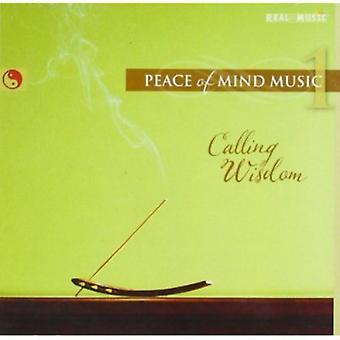 Peace of Mind Music - Calling Wisdom [CD] USA import
