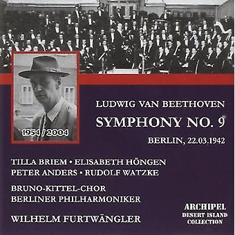 L. v. ベートーヴェン - 交響曲第 9 [CD] USA 輸入