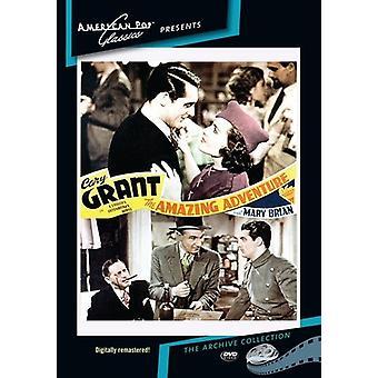 驚くほどの冒険 (1937) 【 DVD 】 USA 輸入