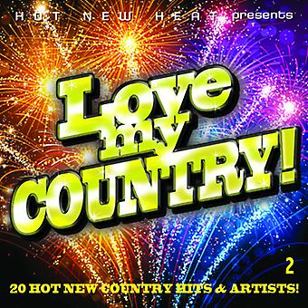 Various Artist - Love My Country! Vol. 2 [CD] USA import