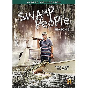 Sumpf-Leute: Season 6 [DVD] USA import