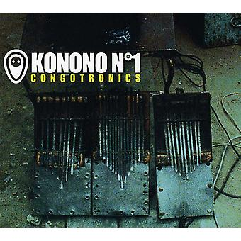 Konono No. 1 - Congotronics [CD] USA import