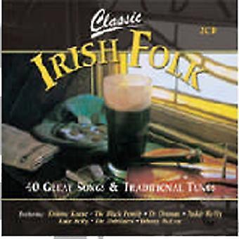 Classic Irish Folk - Classic Irish Folk [CD] USA import